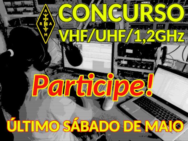 XVI Concurso VHF / UHF 2020 ARAM